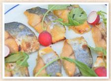 日替魚料理